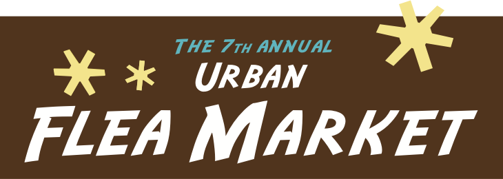 urban flea logo brown2x